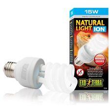 Natural Light Ion / Deodorierende Lampe  - 15 Watt - E 27 Fassung  PT3785