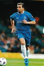 Football Photo ROBERTO DI MATTEO Chelsea 1998-99