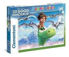 Clementoni Kinderpuzzle 104 Teile Arlo&Spot - The Good Dinosaur  (27926)