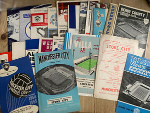 RARE 1960's League Cup Semi Final Programme Ticket Collection Chelsea Norwich ++
