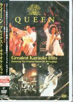QUEEN-GREATEST KARAOKE HITS-JAPAN DVD BONUS TRACK L00