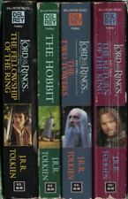 JRR Tolkien THE HOBBIT & The Lord of the Rings Boxed Set (4 Books) Paperback