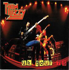 THIN LIZZY - UK Tour '75   (Amazing Live Album) CD