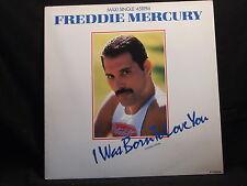 "Freddie Mercury - I Was Born To Love You    12"""
