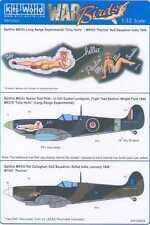 Kits World Decals 1/32 SUPERMARINE SPITFIRE LRE British Fighter