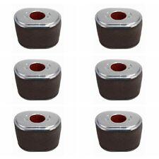 6PCS Air Filter Cleaner Element For Honda GX160/GX200 5.5HP & 6.5HP Element