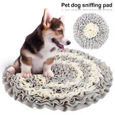 Pet Sniffing Mat Dog Snuffle Pad Fun Toy Nose Training Feeding Cushion Washable