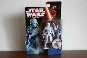 STAR WARS The Force Awakens FIRST ORDER SNOWTROOPER Hasbro Brand NEW - NISB