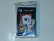 HP Photo Creations Premium Plus Photo Paper  4 x 6'' Q1977-60027 100 Sheets New