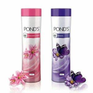 POND'S Magic & Dream Flower Fragrant Body Talcum // 100 Gm + Free Ship