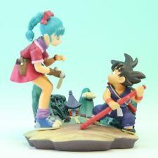 "Dragon Ball capsule Bulma Goku Radar Figure  Authentic 3"" MegaHouse Japan M019"