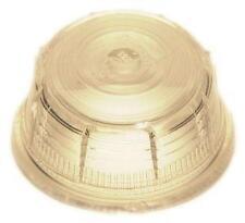 Trailer Parts - Britax Marker Lamp Clear Lens -  White Front & Side Marker Lens
