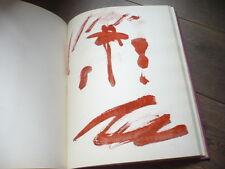 ANTOINE REVAY ETUDES SUR LA CRUCIFIXION. 1981 Livre d'artiste  16 aquarelles ori