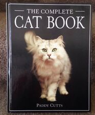 The Complete Cat Book by Paddy Cutts Hardcover First Edition