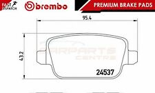 BREMBO GENUINE ORIGINALE PREMIUM SET PASTIGLIE FRENO PADS asse posteriore P44016