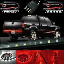 "60"" Tailgate Strip Brake Backup Light Bar 72 LED For Chevy Silverado 1500 2500HD"