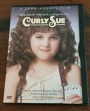 VG Curly Sue (1991) DVD Authentic US Warner Bros. Release, Snapcase