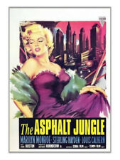 Marilyn Monroe The Asphalt Jungle (1950) Noir Vintage-Style 12x18 Movie Poster