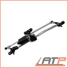 1x WIPER LINKAGE + MOTOR FRONT VAUXHALL ASTRA MK 4 G 1.2 - 2.2 98-09