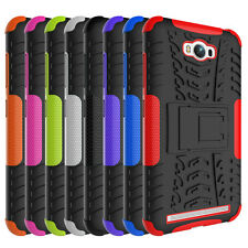 """For ASUS ZenFone Max ZC550KL 5.5"""" Case Hybrid Armor Protective Stand Phone Cover"""