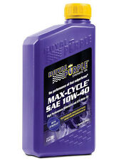ROYAL PURPLE MAX CYCLE 10W40 946 ML RP01315
