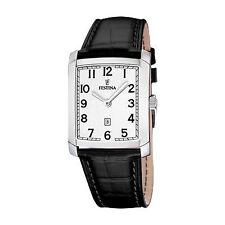 Polierte Festina Armbanduhren für Herren
