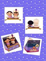 Aladdin & Jasmine with Magic Carpet Hallmark itty bitty bittys Disney Plush Doll