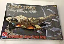 DEEP SPACE NINE CARDASSIAN CLASS SHIP GALOR 1997 SEALED STAR TREK AMT MODEL KIT