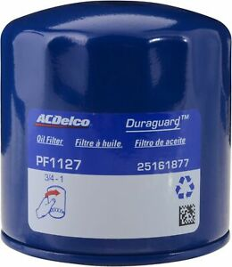 ACDelco PF1127F Engine Oil Filter