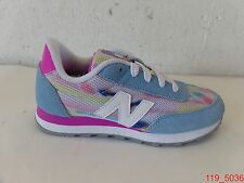 RIGHT SHOE ONLY NEW BALANCE KIDS KL501TUY Multicolor SZ 13 - SAMPLE -