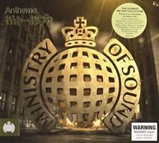 Ministry of Sound Anthems: Hip Hop by Various Artists (3 disc set) Excellent