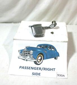 1962 62 CADILLAC (DEVILLE) INTERIOR PASSENGER/RIGHT SIDE FRONT DOOR HANDLE