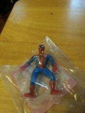 1994 Amazing Spiderman McDonalds Happy Meal Toy Marvel Comics Peter Parker #1
