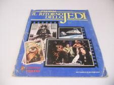 ALBUM FIGURINE STAR WARS IL RITORNO DELLO JEDI 1983 PANINI QUASI COMPLETO !!!
