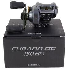 SHIMANO CURADO DC CUDC150HG 7.4:1 RIGHT HAND BAITCAST REEL