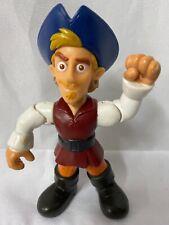 FisherPrice Disney Jake & Never Land Pirates Buccaneer Battling Captain Flynn