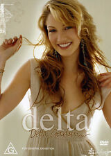 Delta Goodrem - Delta (2003)  DVD  NEW  SPEEDYPOST
