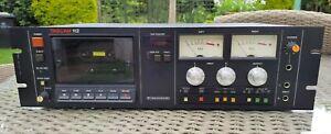 Tascam 112 Professional Recording Cassette Deck