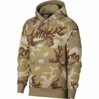 Nike SB Icon ERDL Hoodie Pullover Camouflage Outdoor Sports Beige NWT AT9755-248