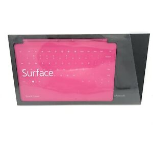 Microsoft Magenta Touch Cover for 10.6 inch Microsoft Surface RT /OPEN BOX