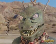 BOBBY CLARK as The Gorn - Star Trek Classic GENUINE AUTOGRAPH UACC (R18131)