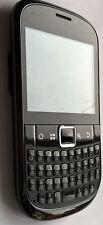 ZTE Tureis smartphone negro HDSPA Defectuoso Pequeño display-riss AM borde