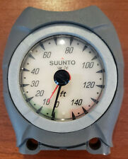 New listing Suunto Sm-16 depth gauge with console boot