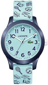 Lacoste Children's Blue Strap Kids Watch Fast Dispatch UK Seller Brand New