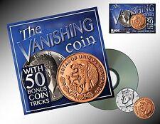 Magic Tricks - The Vanishing Coin (Magic Makers)- New!
