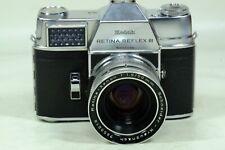 Kodak Retina Reflex III with 50mm f1.9 lens!!!!