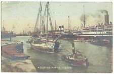 PS6096 BUENOS AIRES. LOT OF 14 PHOTOGRAPHIC POSTCARDS. UNCIRCULATED. EARLY 20th
