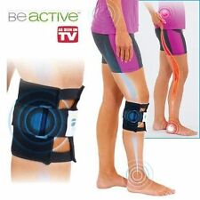 Be Active Therapeutic Brace Point Pad Leg Pain Relief Pressure Acupressure Joint