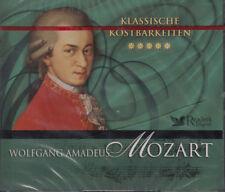 Klassische Kostbarkeiten Mozart neu + ovp 3 CD's Album
