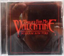 Bullet For My Valentine - Scream Aim Fire Collectable Promo CD Single (CD 2008)